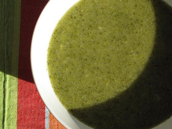 ... | Recipes to Try | Pinterest | Broccoli Soup, Soups and Paleo