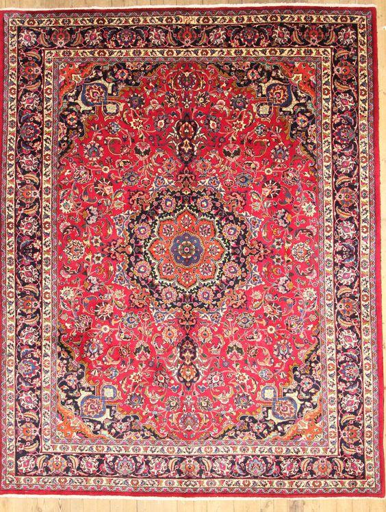 Nomaden orientalisch Teppich 392 x 305 cm Carpet  Stuff