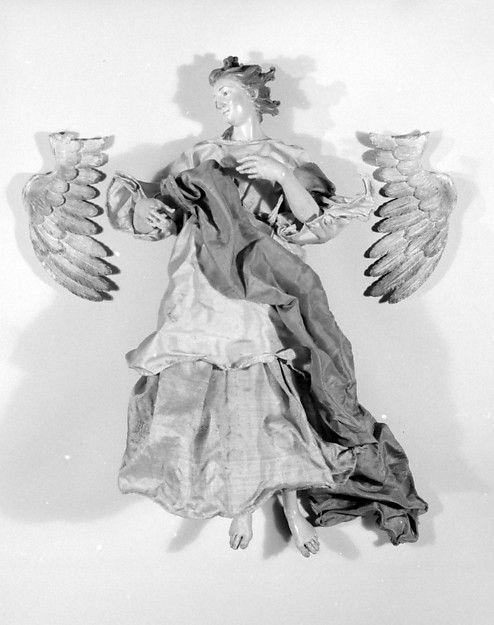 Angel,  Giuseppe Sanmartino, (Italian, 1720–1793)
