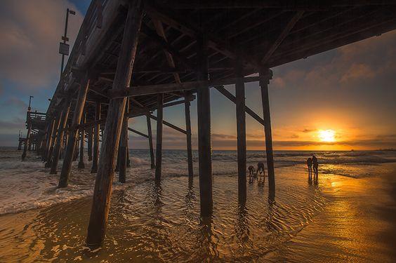 Balboa Pier: