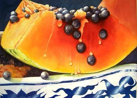 Papaya, by Karen Braverman
