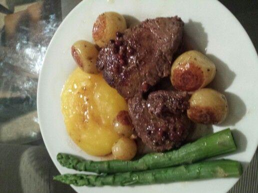 O resultado!  Bom apetite - a vida é bela!