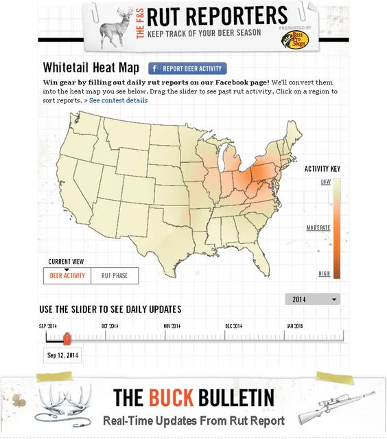 Rut Heat Map List of Synonyms and Antonyms of the Word: rut map Rut Heat Map