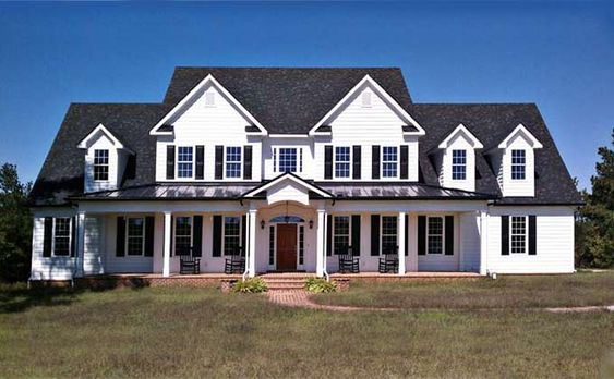 3 story 5 bedroom home plan with porches game room 17 best ideas about modern farmhouse plans on pinterest