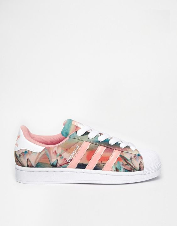 Adidas Superstar 2 Pink