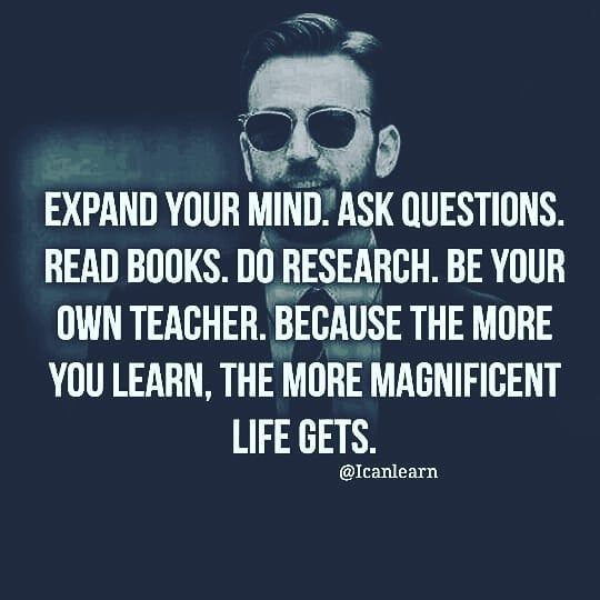 Expand Your Mind Startups Onlinemarketing Success Seo Smm Sem Blog Blogger Motivationalquote Digitalm Quotes To Live By Words Inspirational Quotes