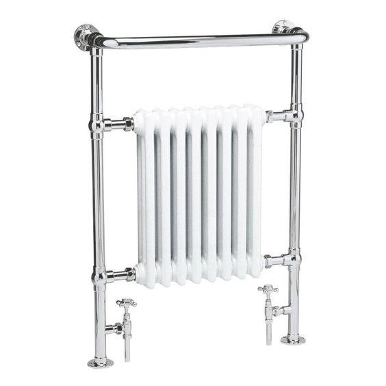 Hudson Reed Marquis Heated Towel Rail 673x963mm