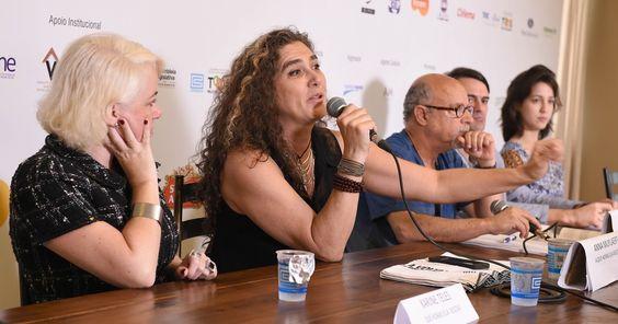 'Nasceu de um sentimento de amor', diz diretora de filme com Regina Casé