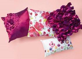 House & Home 'Sunshine', 'Posey', 'Peony' or 'Bouquet' Cushions