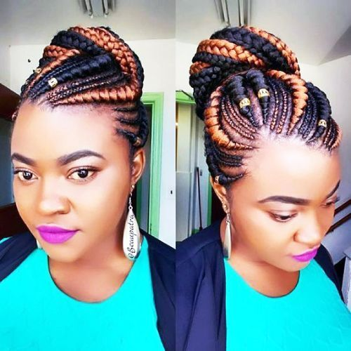 50 Incredible Natural Hairstyles For Black Women Curly Craze Hair Styles Natural Hair Styles Braided Hairstyles