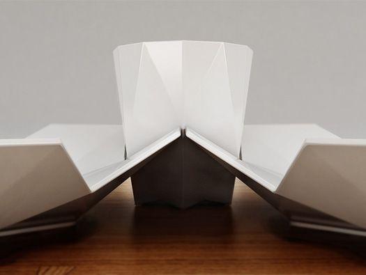 Porcelain Set Tableware by Svetlana Kozhenov