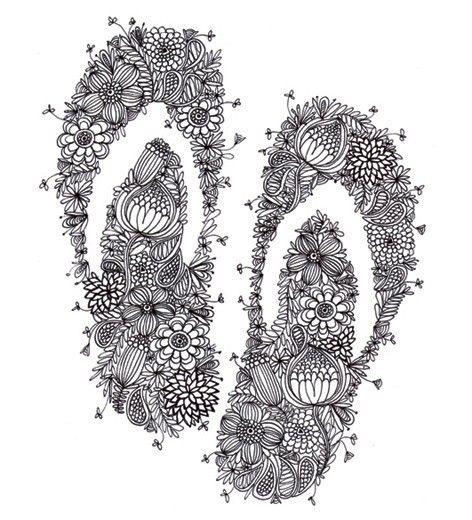 flip flops #jandals by cloud nine creative
