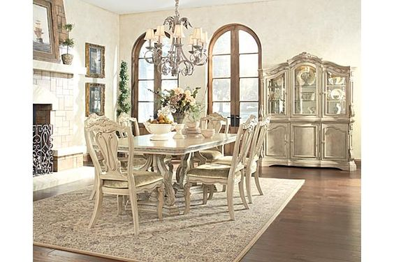 Ortanique Dining Room Set | The Ortanique Dining Table From Ashley Furniture Homestore Afhs