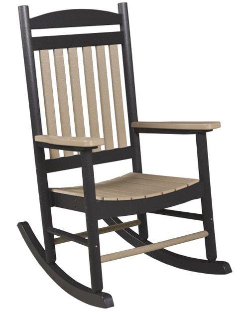 Comfo Back Rocker Zing Patio Porch Rocker Rocker Chairs Outdoor Rocking Chairs