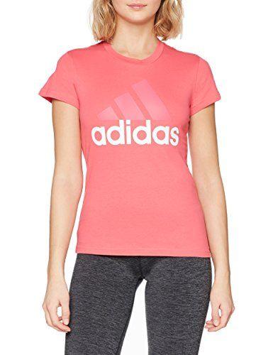 Damen adidas ESS Li SLI Tee Shirt