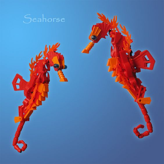 I want to make one of hese!?! | Seahorse, via Flickr.