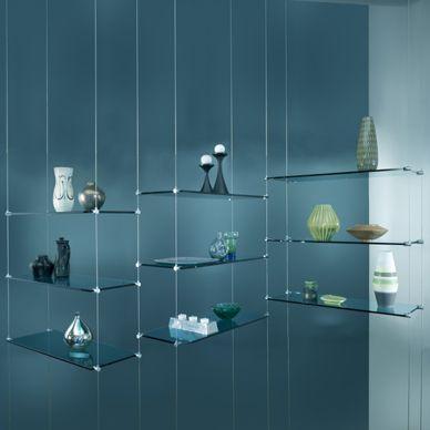 Hanging Glass Shelves D Corate Pinterest Shelves