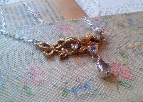 小鳥モチーフのネックレス|ハンドメイド、手作り、手仕事品の通販・販売・購入ならCreema。