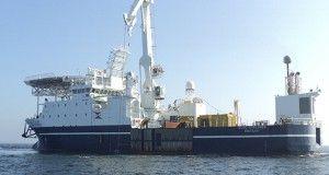 MMT sets up Kongsberg's dual head on MPSV Stril Explorer