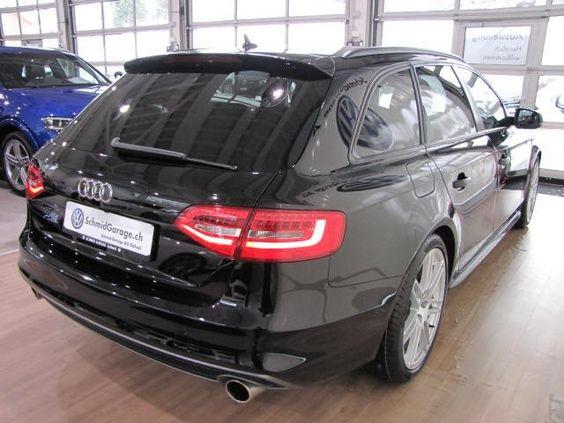 AUDI A4 Avant 2.0 TFSI quattro, Occasion, Benzin, 59'950 km, CHF 31'850.-