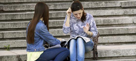 El presidente de los rectores pide que se congelen las tasas universitarias / Pilar Álvarez + @el_pais_madrid | #universidadencrisis