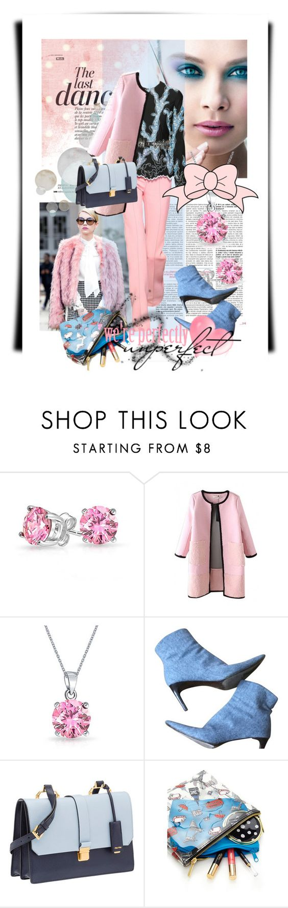 """Say Hello! to winter/ Di Hola! al invierno."" by kari-c ❤ liked on Polyvore featuring Anja, Louis Vuitton, Bling Jewelry, Ralph Lauren, Miu Miu and Forever 21"