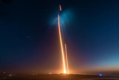 Spacex Falcon 9 Saocom 1a 4k Wallpapers Papel De Parede Celular Parede Celular Papeis De Parede