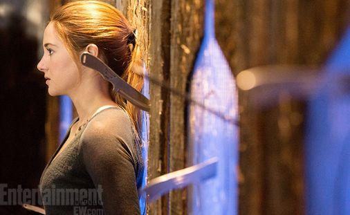 Pausa na Leitura: Primeira foto de Divergente!