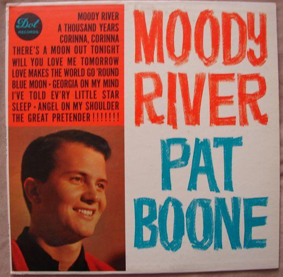 Pat boone moody river music pinterest rivers