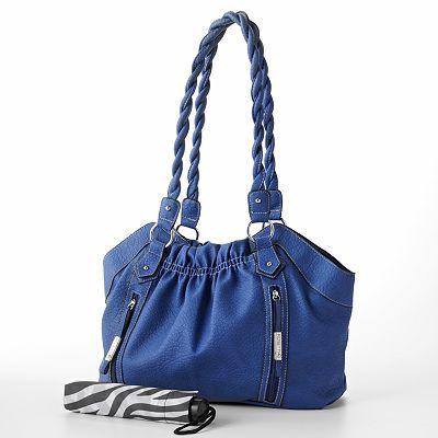 Love this purse...Rosetti Gathered Twist Shopper
