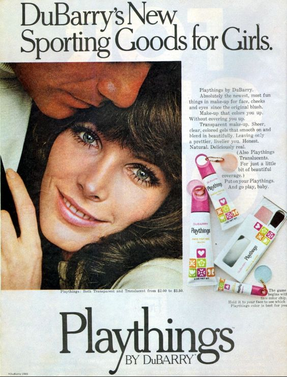 1970s mail-order cosmetics - company name