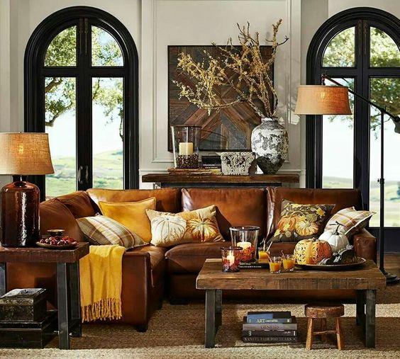 Đón đông sang và mua sofa da tphcm cho phòng khách gia đình