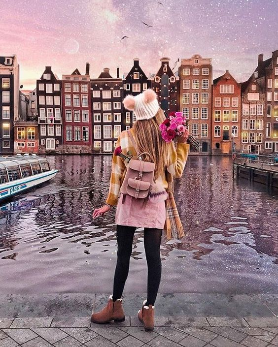 Location: Amsterdam Netherlands Photo: @polinchik Tag: #the_daily_traveller ℹ Check: www.dailytraveller.gr ------------------ Follow my personal account @vsiras and my two hub accounts @the_daily_traveller & @bestgreekhotels