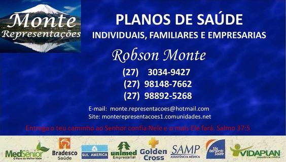 Individual, Familiar e Empresarial  http://monterepresentacoes1.comunidades.net/