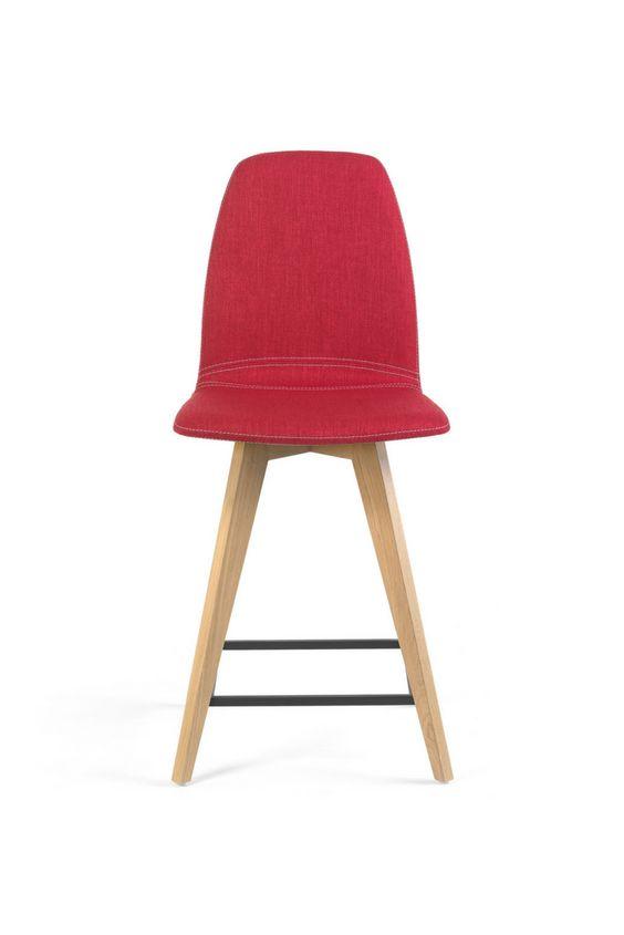 Mood 11 h62 pb par mobitec une chaise design perch e sur for Hauteur d une chaise