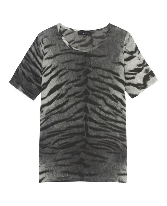 Top imprimé tigre - The Kooples