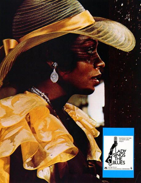 """Diana Ross """"Lady Sings The Blues"""" 1972"""