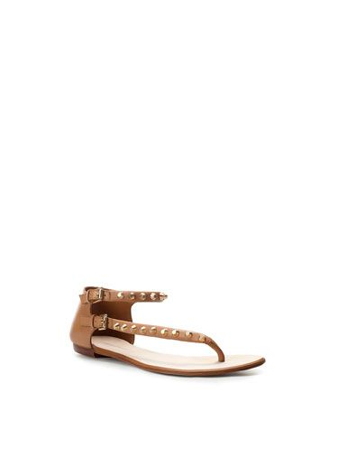 perfect summer sandal, zara