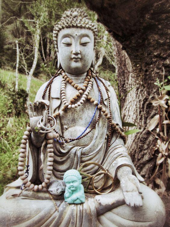 Spirit Rock buddha statue