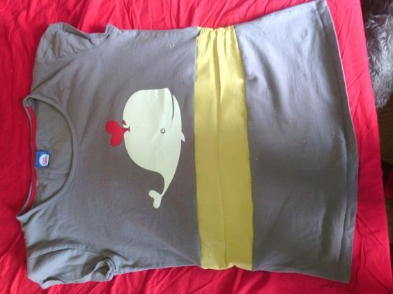 Tshirt verlengen
