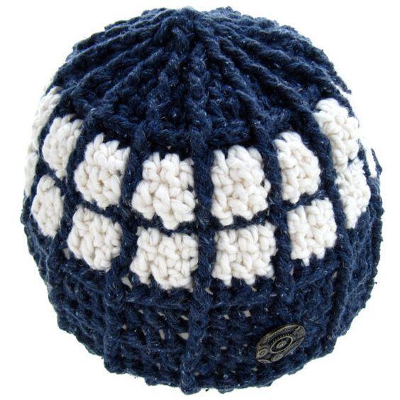 Free Crochet Pattern Tardis Hat : Sci-Fi Crochet Beanie, TARDIS Doctor Who Inspired ...
