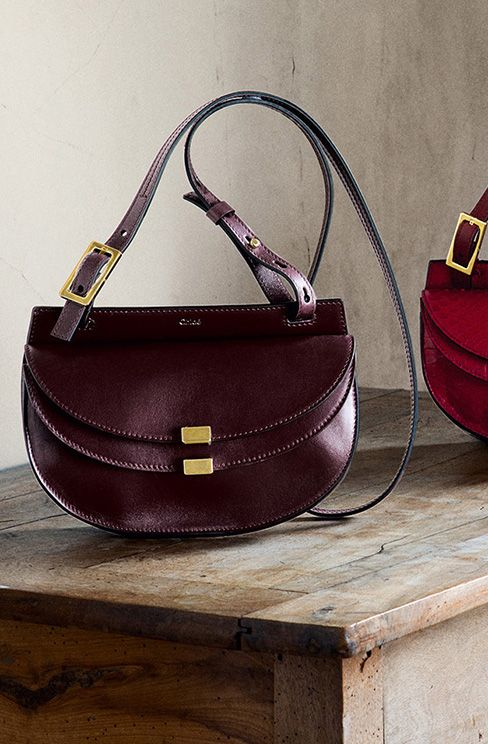 chole bag - Chloe Pre-fall 2015 Bag Collection featuring Goldie Double Carry ...