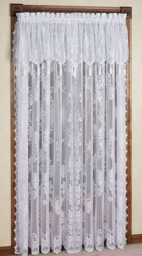 The Granny Decor Mistakes You Might Be Making Lace Curtain