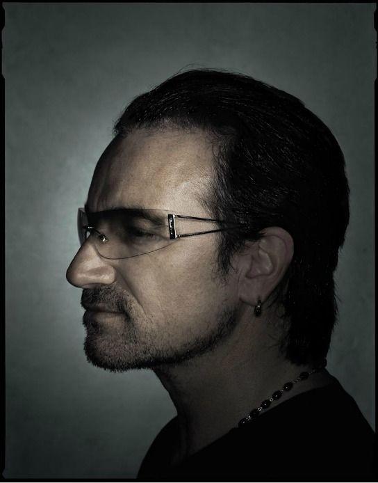 Bono...By Dan Winters