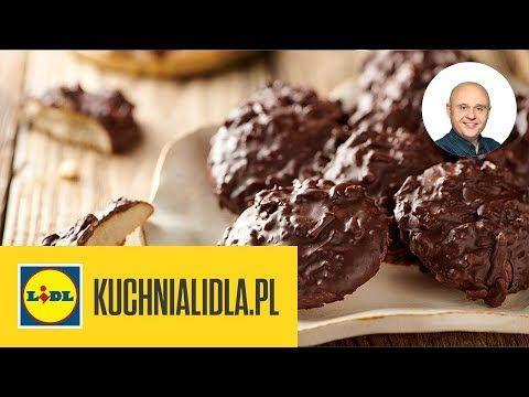 Domowe Jezyki Z Bakaliami Pawel Malecki Kuchnia Lidla Youtube Desserts Chocolate Food