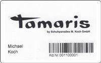 Kundenkarte | Tamaris Online Shop | Schuhparadies-Online.de