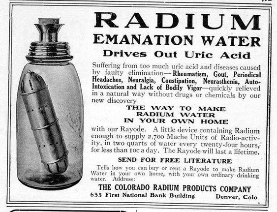 home radium