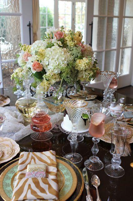 Romantic Setting Home Decor Pinterest Beautiful
