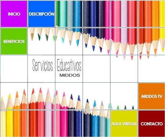 #educación Ofertas educativas para complementar las clases tradicionales!!! http://middoscoles.esy.es/