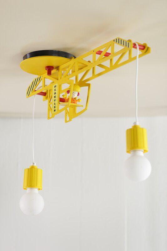 Deckenleuchte 2 Flammig Alexcia In 2020 Deckenlampe Kinderzimmer Deckenleuchte Kinderzimmer Lampe Kinderzimmer